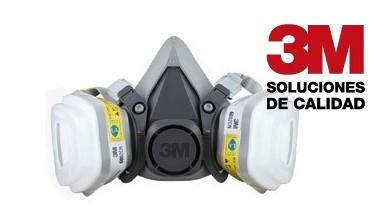 Protección respiratoria laboral